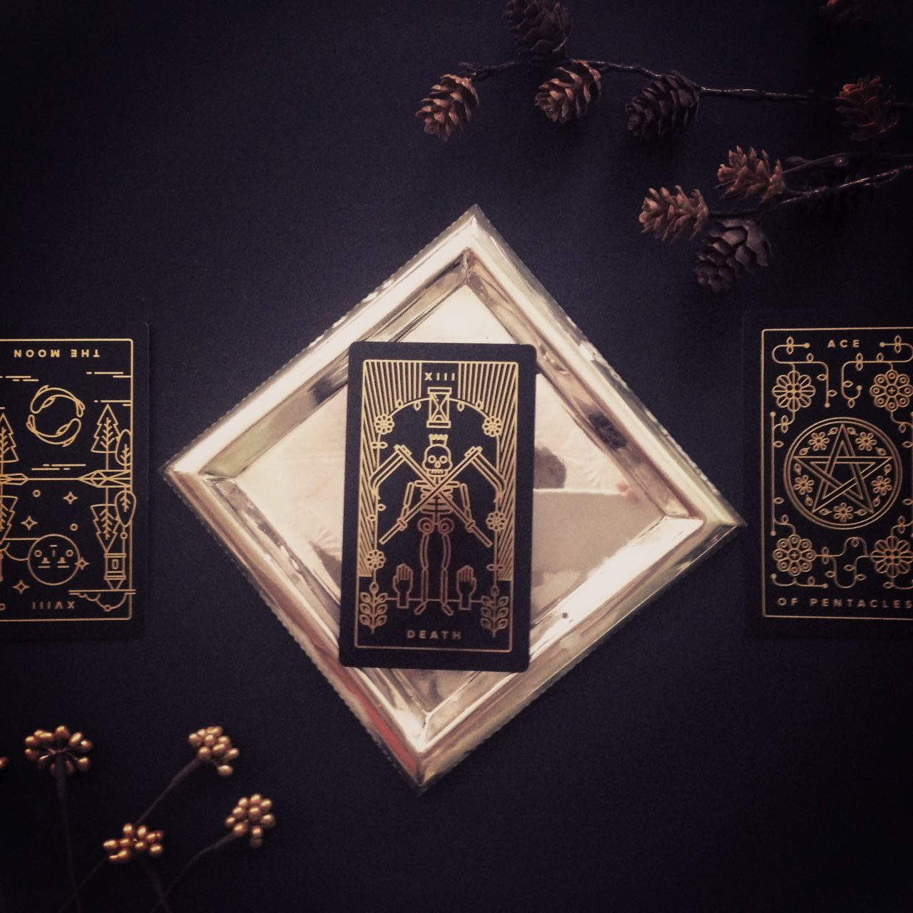 Tarot reading - mini spread
