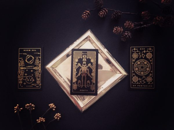 Tarot reading - mini spread